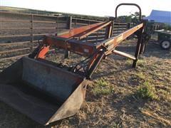 Farm Hand F11 Loader With 5' Bucket