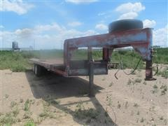 1990 Ww Flatbed Trailer