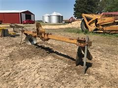 AMCO RB-6-4 2-Blade Drain Plow