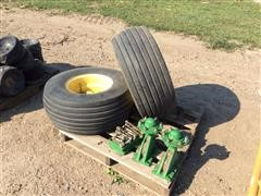 John Deere Baler Rims,Tires, Hubs & Spindles