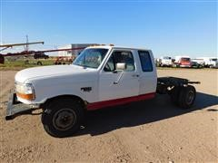1995 Ford F350 XLT Club Cab & Chassis