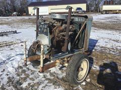 Chrysler Propane Power Unit