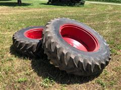 CO-OP 18.4-38 Tires & Rims
