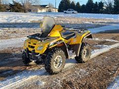 2008 Can-am Outlander 800 4 Wheel ATV