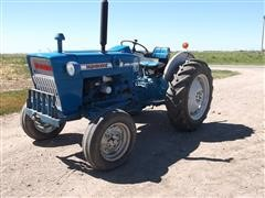 1973 Ford 2000 - B1022B 2WD Tractor