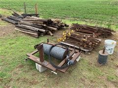 Fencing Equipment And Materials