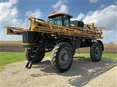 2013 RoGator 1100 Self-Propelled Sprayer