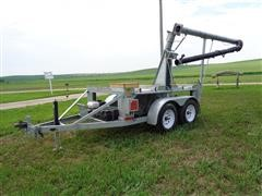 ADS 2-Tote T/A Bulk Seed Buggy