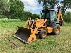1996 Case 580 Super L Loader Backhoe