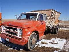 1969 Chevrolet C50 With Harsh 300 Mixer/Feed Truck