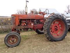 1954 Farmall Super M 2WD Tractor