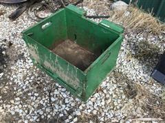 Shop Built Front Rock Box