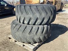 General All-Duty 23.5-25 Scraper Tires
