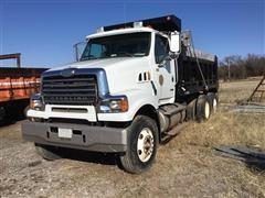 2008 Sterling Dump Truck