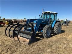 1994 Ford 7740 MFWD Tractor W/Loader