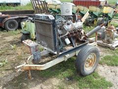 1990 Ford 460 CID. LSG-875R-6003-C Power Unit