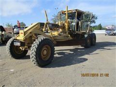 1999 Caterpillar 140 H Motor Grader
