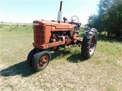 1949 Farmall M 2WD Tractor