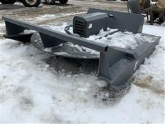 "2019 Wolverine 72"" Skid Steer Shredder"