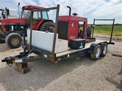 Gorman-Rupp 84B2-B Portable Irrigation W/Case IH PX110 Power Unit