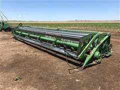 John Deere 224 Wheat Header