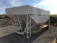 Willmar Loadrunner 16 Fertilizer Tender Bed