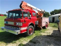 1990 Ford C8000 Bucket Truck