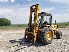 JCB 930-2 Rough Terrain Forklift