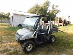 2007 Polaris Ranger XP 700 Twin 4x4 All Terrain UTV w/Sprayer