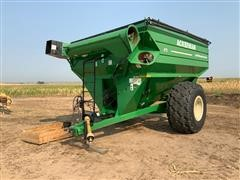 2009 J&M 875 Grain Cart