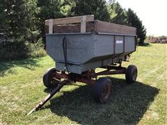 Electric Wheel 5150 Flare Box Hoist Wagon