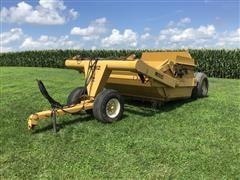 Leon 850 Pull Type Scraper