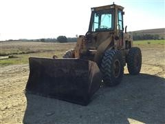 Dresser 510 B 4WD Wheel Loader