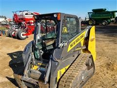 2015 New Holland C227 Compact Track Loader