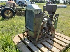 John Deere LUC 2 Cylinder Power Unit