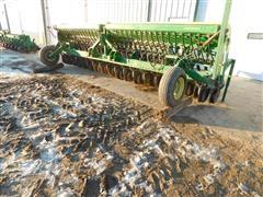 John Deere 520 Grain & Alfalfa Drill