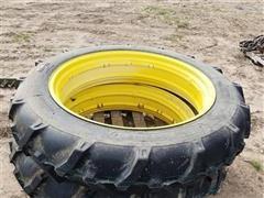 11.2-38 Tires & Rims