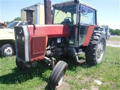 Massey Ferguson 2WD Tractor