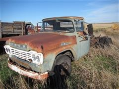 1959 Ford F-600 TRUCK PARTS ONLY