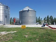4.5+/- Acre Bin Site Fillmore County, Nebraska