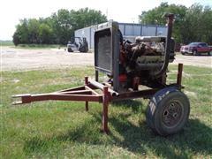 Chrysler 413 Portable Propane Power Unit