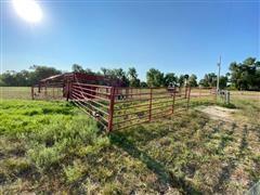 OK Corral Gooseneck Livestock Corral