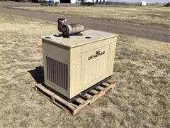 1998 Generac 00753-4 25 KVA Standby Generator