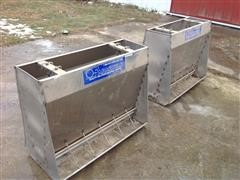 Farmweld Hog Feeders