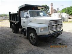 1983 Ford Dump Truck