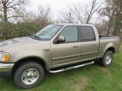 2003 Ford F150 SuperCrew Pickup