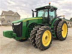 2011 John Deere 8310R MFWD Tractor