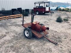 Winpower 45/25 PT2 PTO Alternator/Generator