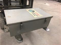 1998 Reinke Electrogator Control Panel