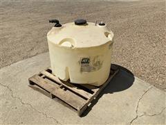 Snyder 90-Gallon Poly Tank